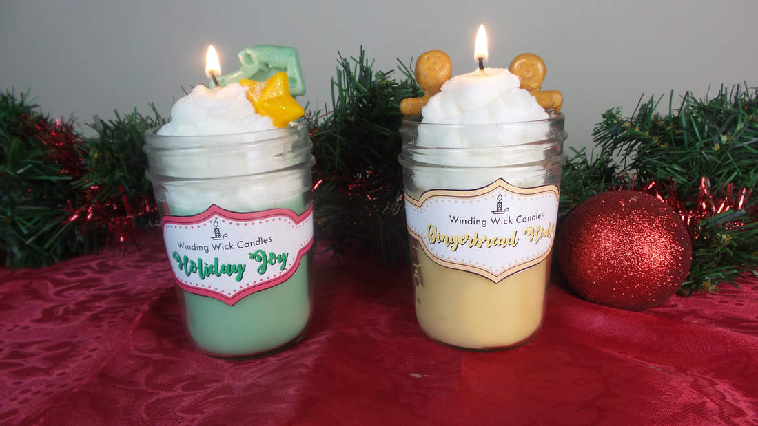 Winding Wick Candles